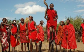 Masai-Kenya