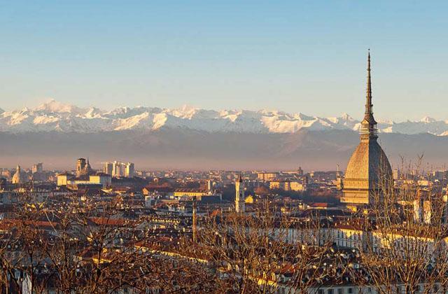 TOP TEN Città Italiane