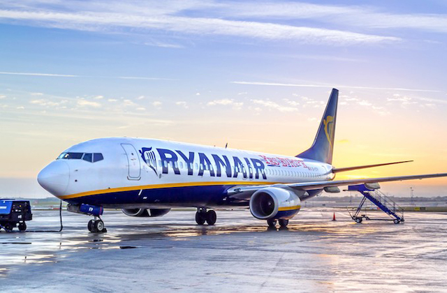 Ryanair a Napoli 17 nuove rotte